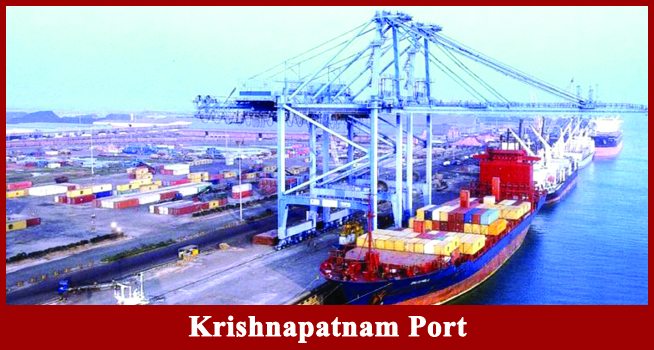 Krishnapatnam Port clocks record growth of over 25 pc in total cargo handling in FY18